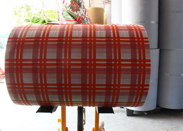 Printable Colourful TNT Spun Bonded PP Non Woven Cloth Roll Strong Strength